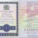 Changes to British passport applications