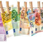 Intyga var pengarna kommer ifrån