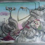 Graffiti in Spain