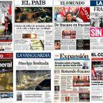 Keeping informed in Spain