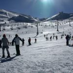 Skiing in Spain