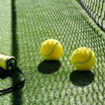 Spanish padel tennis