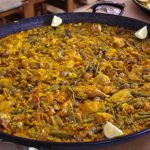 What is the perfect recipe for paella?
