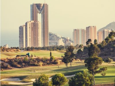 golf benidorm