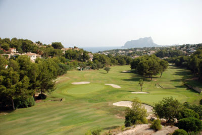 Valencia golf course
