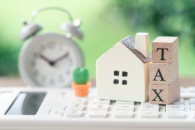 Tax in Spain for residents property tax