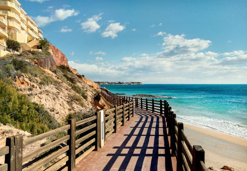 Best place to live in Costa Blanca: Orihuela Costa, Spain