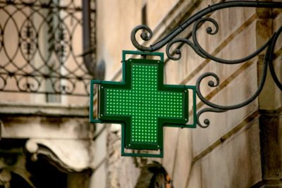 Pharmacies in Spain